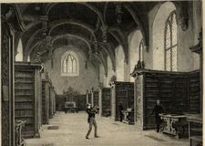 History of Libraries Research Seminar logo