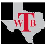 William B Travis High School logo
