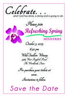Celebrate Refreshing Spring Ministries