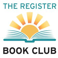 The Register Book Club logo