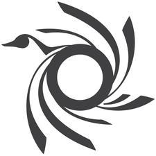Black Wing Shooting Center logo