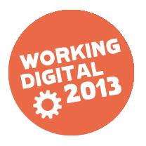 Working Digital logo