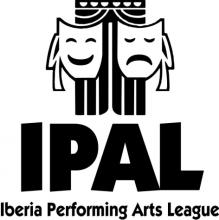IPAL - Iberia Performing Arts League logo