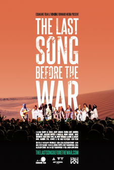 Thinking Forward Media & Essakane Film, Producers of The Last Song Before the War logo