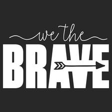We The Brave logo
