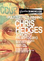 An Evening with Chris Hedges