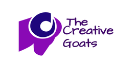 The Creative Goats  logo