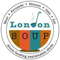 LondonSOUP: Thursday October 10, Saffron's Restaurant...