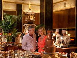 New Year's Eve Celebration at the Waldorf Astoria