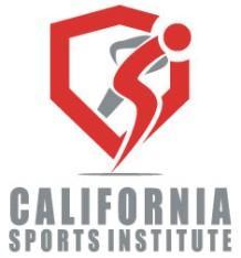 CALIFORNIA SPORTS INSTITUTE logo