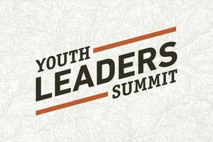 Youth Leaders Summit 2014