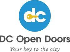 DC Open Doors  logo