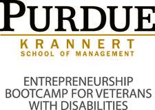 Krannert School of Management EBV Program  logo