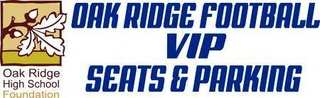 2013 ORHS FB Season Tickets & VIP parking
