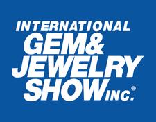 The International Gem & Jewelry Show logo