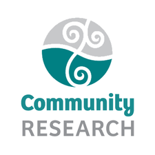 Community Research logo