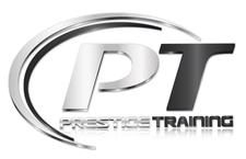 Prestige Training Galway - Safe Pass  logo
