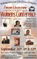 Open Heavens Womens Conference 2013