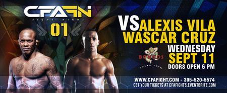 CFA Fight Night 01