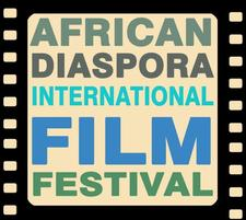 African Diaspora International Film Festival logo