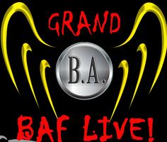 BAF Live! Syyskauden 2013 avajaiset