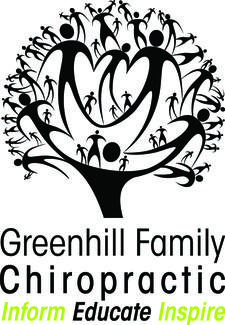 Hosted by: Greenhill Family Chiropractic logo