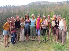 Weaving Women's Wisdom volunteer planning committee logo