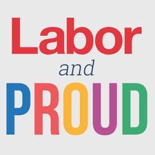 Rainbow Labor Queensland logo