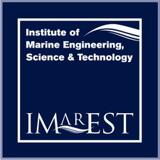 Institute of Marine Engineering, Science and Technology logo