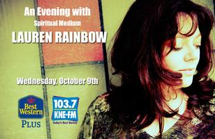 An Evening with Lauren Rainbow
