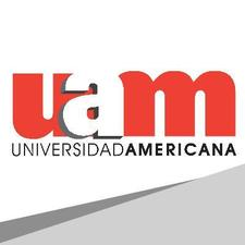 Universidad Americana logo