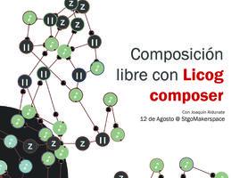 Composición libre con Licog composer