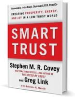 Stephen M. R. Covey SMART Trust Seminar and Workshop
