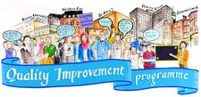 Quality Improvement Programme, Imperial College Healthcare NHS Trust  logo