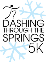 Dashing Through The Springs 5K