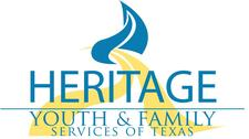 Heritage Youth & Family Services of Texas logo