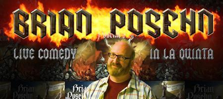 Brian Posehn Comedy Night at La Quinta