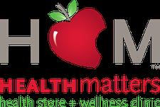 Health Matters Store + Wellness Clinic logo