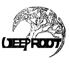 DEEP ROOT RECORDS logo