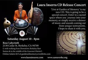 Laura Inserra CD Release Concert