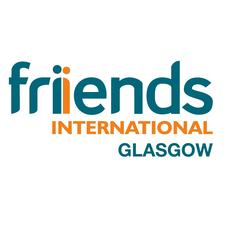 Friends International Glasgow logo