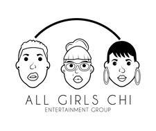 All Girls Chi Entertainment logo