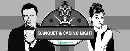 TAP-SF Bond Hepburn Banquet & Casino Night