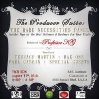 The Producer Suite: The Bare Neccessities Panel