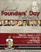 Founders' Day Celebration / Bayou City Event Center...