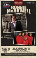 American National presents Ronnie McDowell & The...