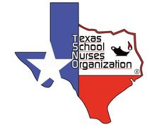 Texas School Nurses Organization logo