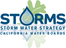 State Water Resources Control Board, Division of Water Quality logo