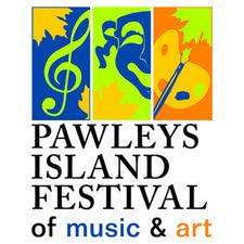 Pawleys Island Festival of Music and Art logo