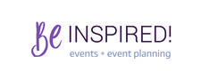 Be Inspired! Events & Event Planning logo
